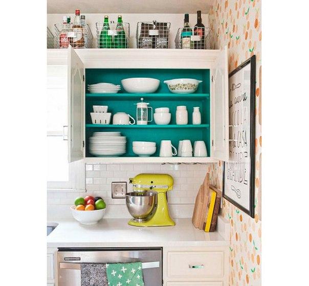 Если у вас мало места на кухне, эффективно используйте каждый сантиметр!
