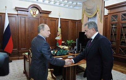 Путин отметил значительный прогресс российского вооружения