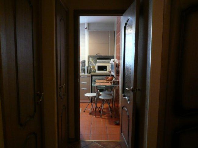 Дизайн кухни 4,8 кв.м - прос…