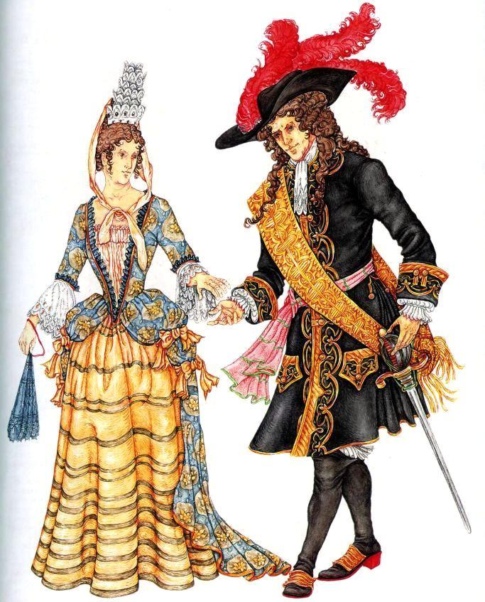 Костюмы женские французские