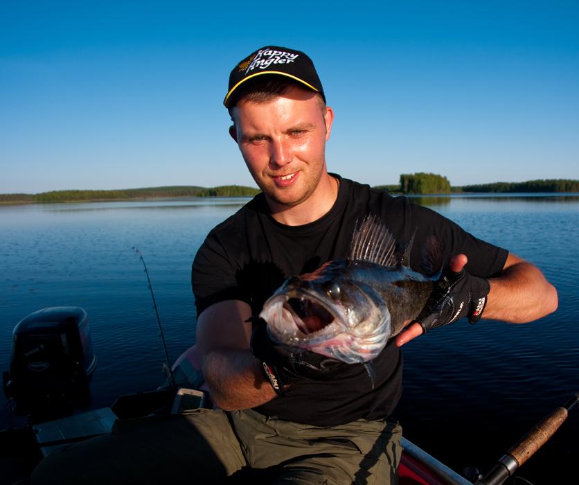 финский залив ловить рыбу