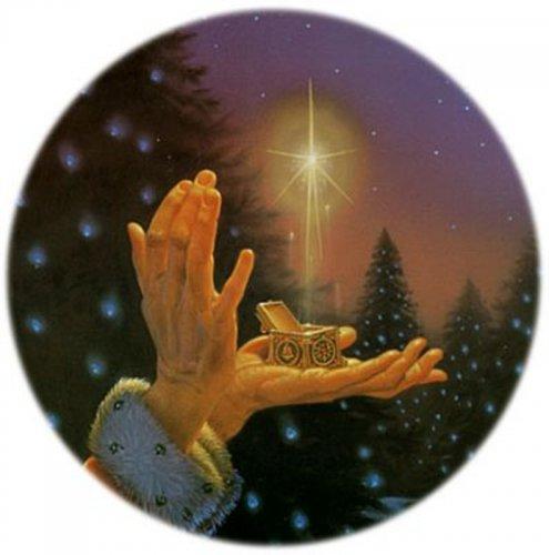 Ритуалы на Рождество.