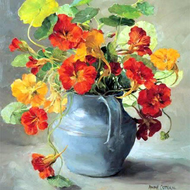 Когда красота вокруг — очаровательные натюрморты Анны Коттерилл
