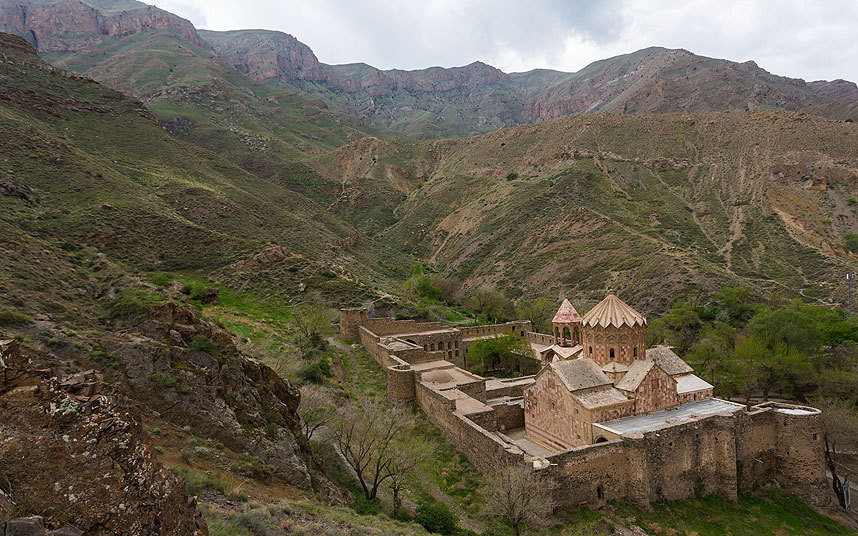 Церковь Святого Стефана, Иран
