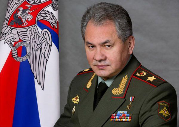 60-летний юбилей министра обороны России Сергея Шойгу