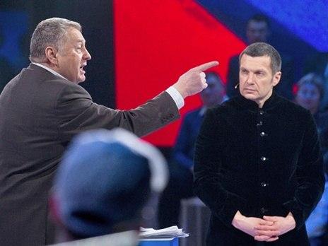 Жириновский: На месте Путина…