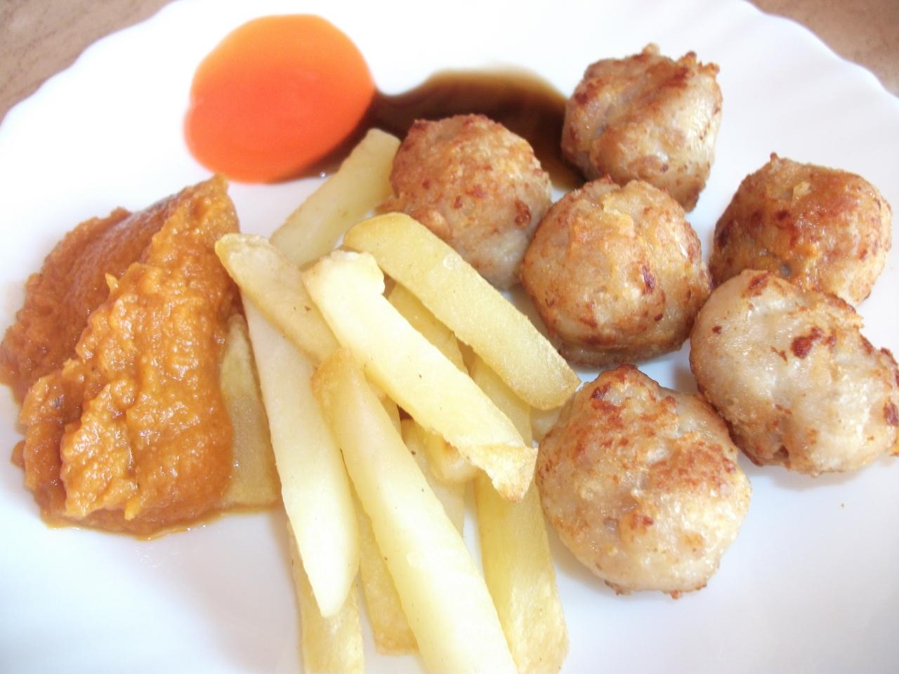 Куриные тефтели рецепт пошагово