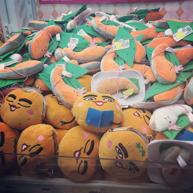 Кто хочет брелок в виде семги? :) в мире, люди, прикол, япония