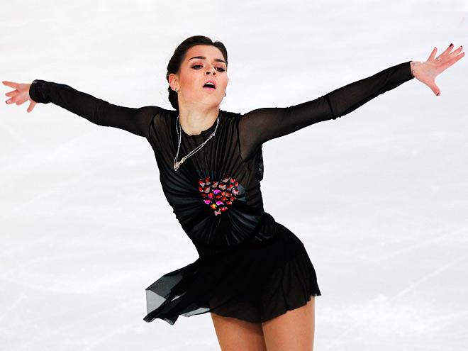 Аделина Сотникова.