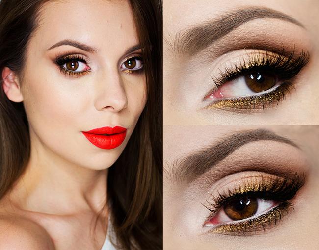 видео уроки макияжа для женщин