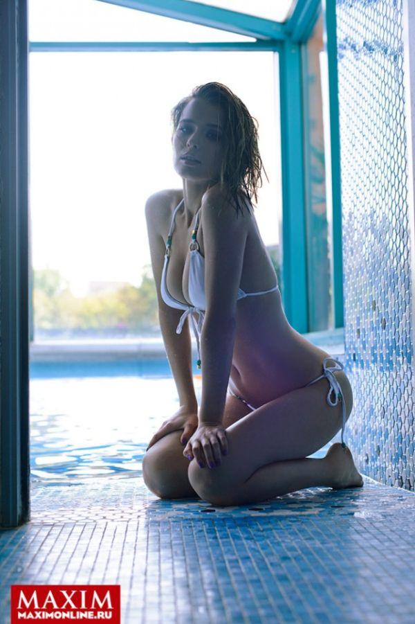 Любовь аксенова фото голая