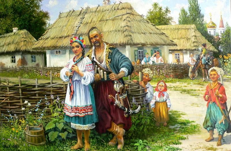 Художник Андрей Петрович Лях.: art.mirtesen.ru/blog/43273949287