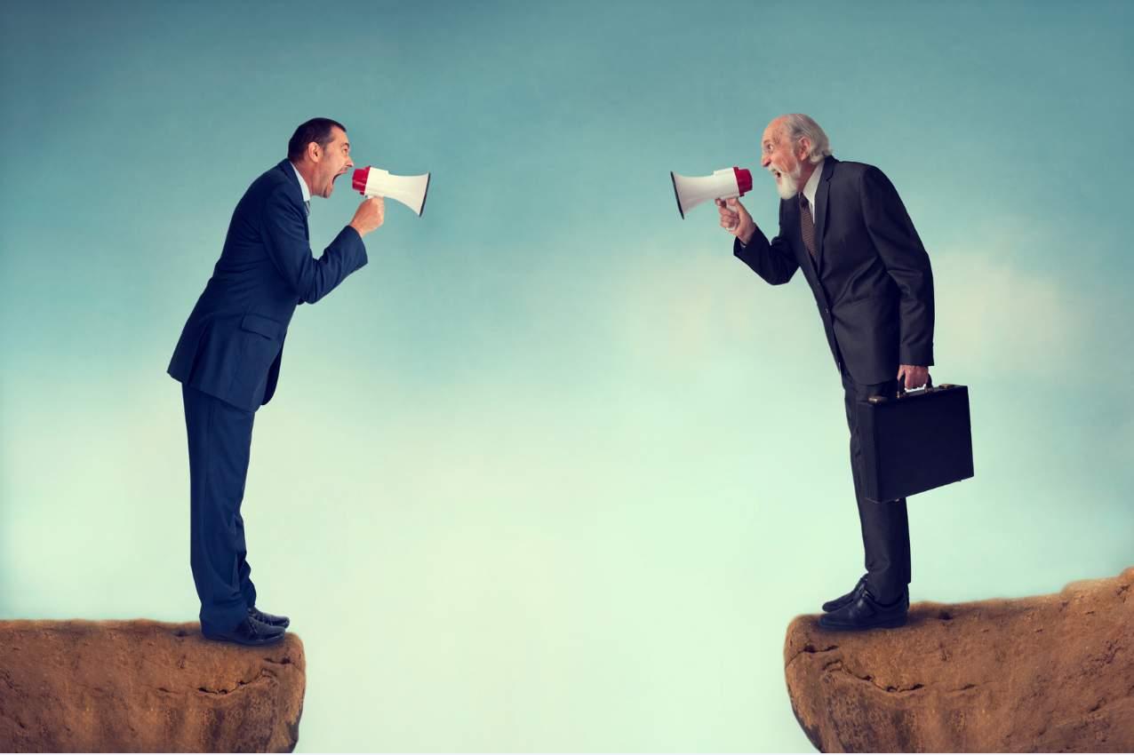 social conflict between women and men