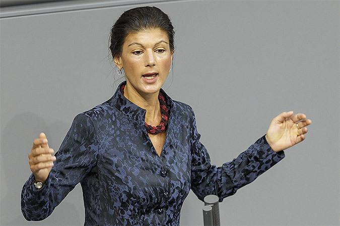 В Бундестаге просят Меркель ввести санкции против США