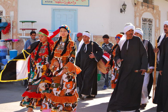 Традиции тунисцев, непонятные для нас