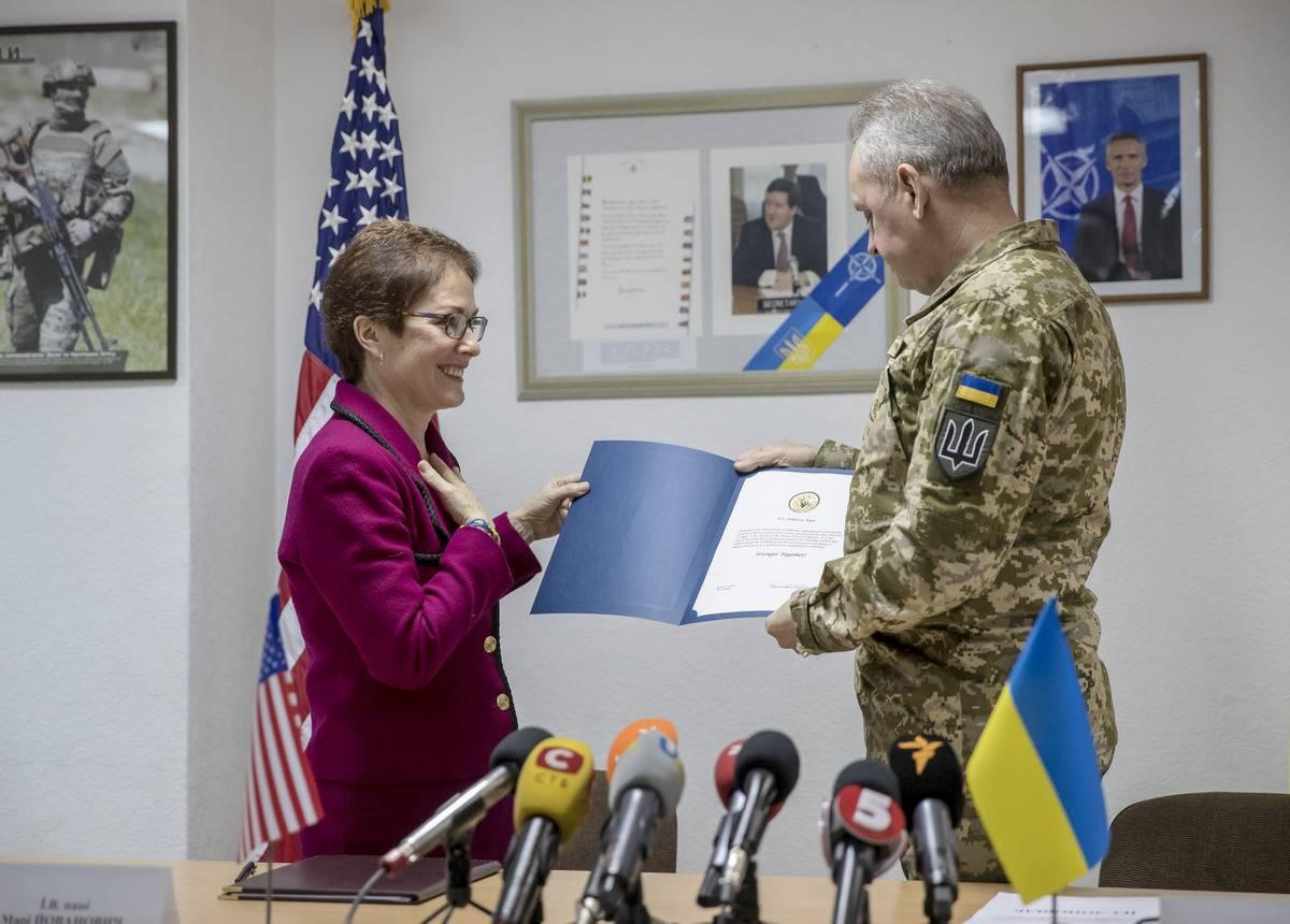 Киев рассказал об американск…
