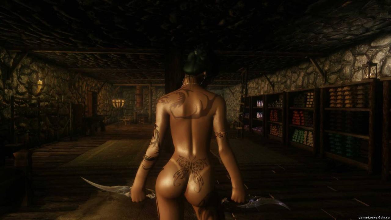 Skyrim против Oblivion: битва решений