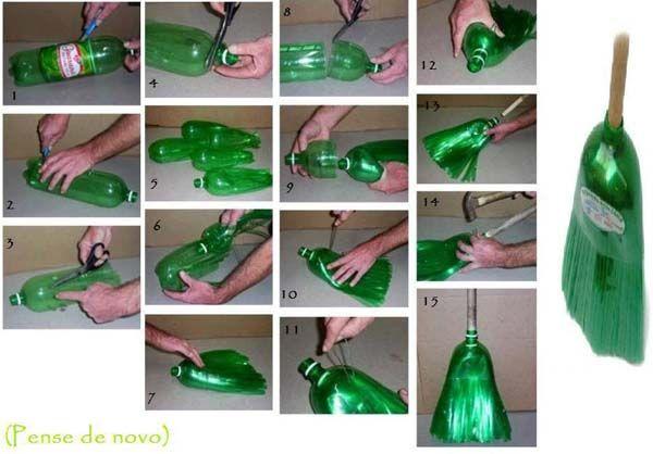 reciclado de botellas de plastico - otros 1