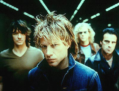 Песни 90-ых: Bon Jovi - It's My Life