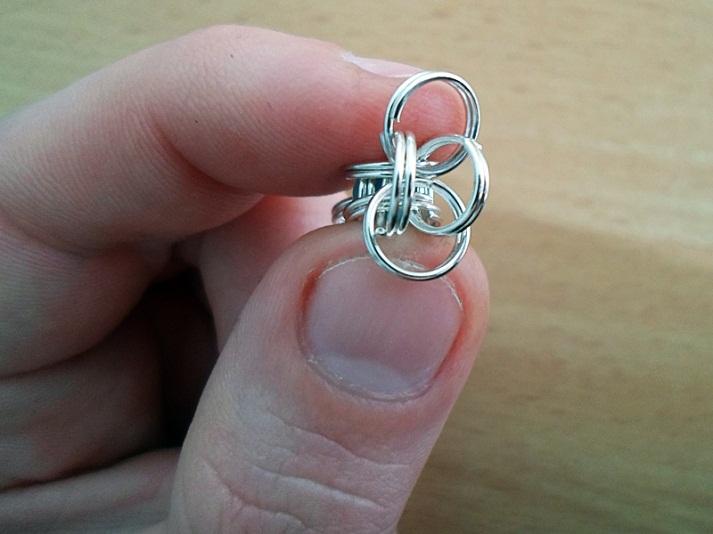 Металлические кольца