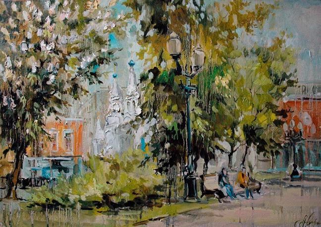 пушкинская площадь (648x458, 383Kb)