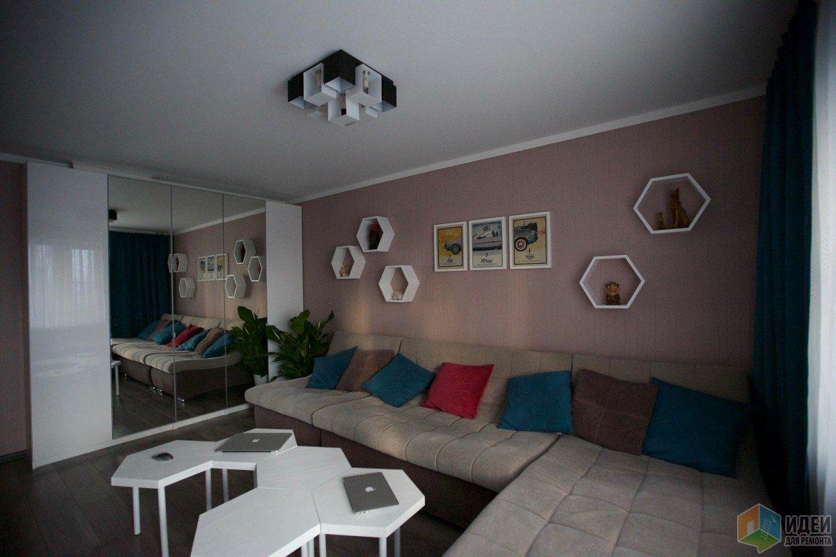 Дизайн гостиной своими руками, уютная гостиная фото