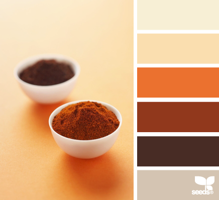 spiced palette