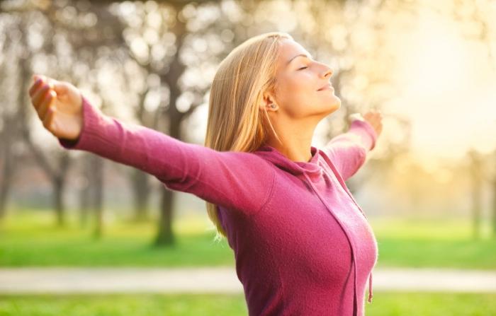 """Наш организм устроен так мудро, что в нем есть """"точка счастья"""""""