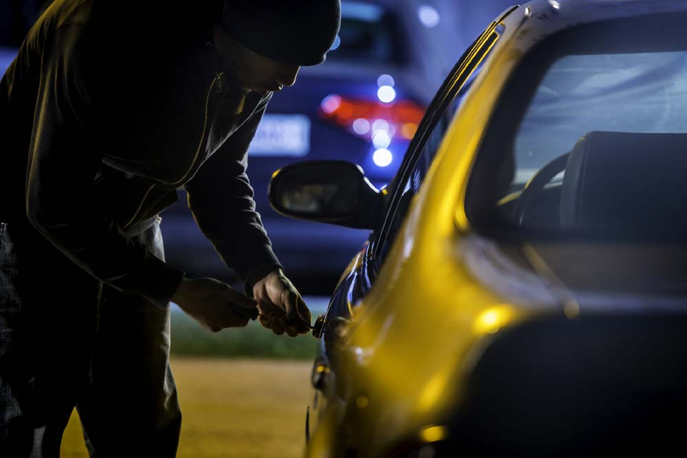 Предупрежден - вооружен: 6 полезных фактов об угонах авто