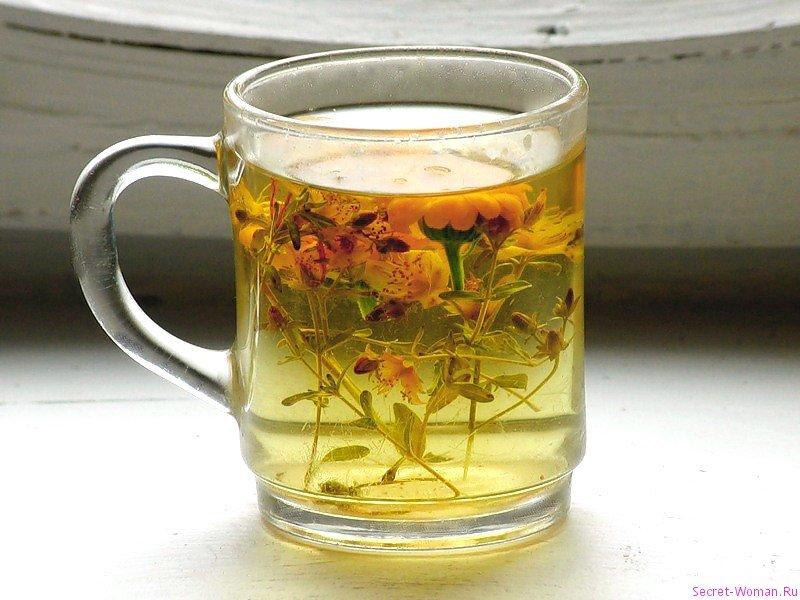 О монастырских чаях, Православный травник