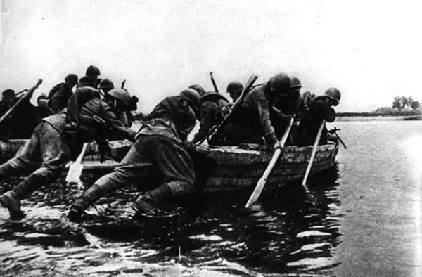 вторая мировая бои на територии западного буга рассмотрели