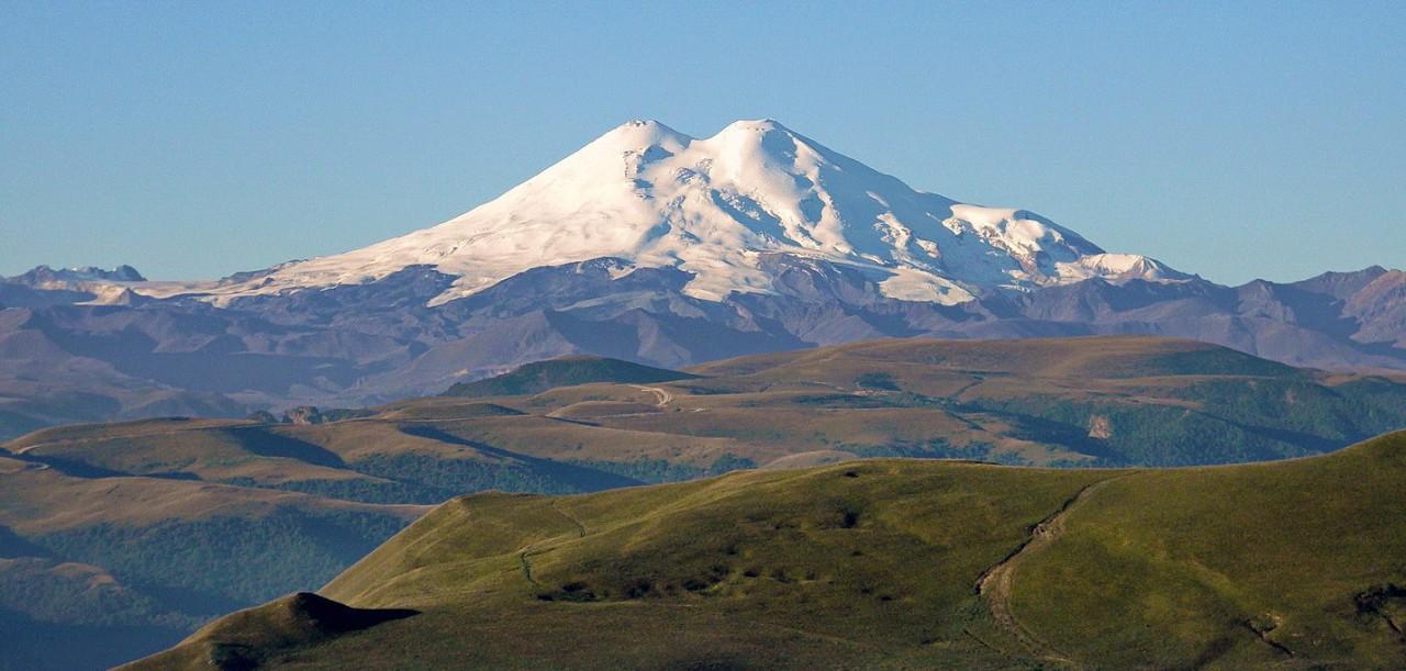 Легенда о Эльбрусе горы, легенда, озера, реки
