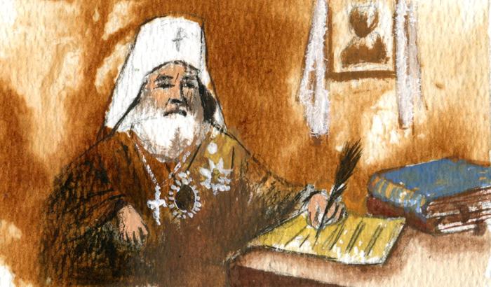 Расцвет православной миссии на Аляске связан с именем святителя Иннокентия Московского, апостола Аляски. Выучив местные языки, он начал переводить на них Священное Писание. Он же рукоположил первого местного священника-алеута, который обратил в Православие множество эскимосов и индейцев. С тех пор русские миссионеры всегда старались готовить клириков из аборигенов Аляски.