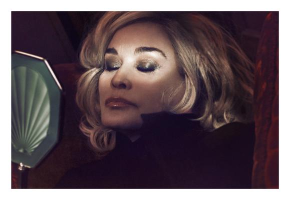Джессика лэнж в рекламной кампании marc