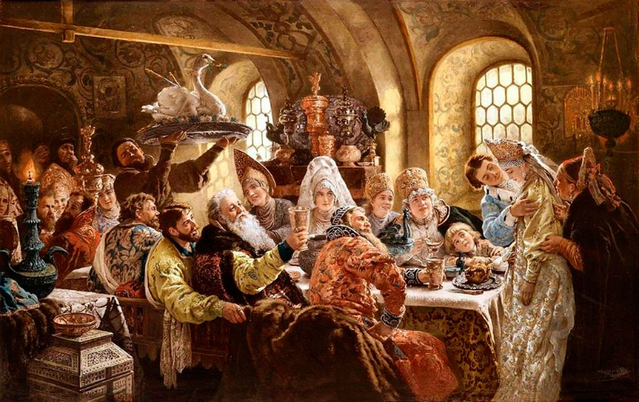 Трагедия старорусской кухни:…