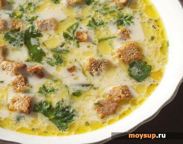Как сварить суп с плавлеными сырками — 3 лучших рецепта на любой вкус