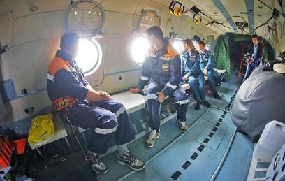 Спасатели отправились к пострадавшему туристу на перевале Дятлова