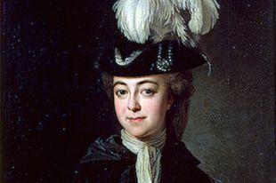 Алексей Бобринский в 1800-х годах.