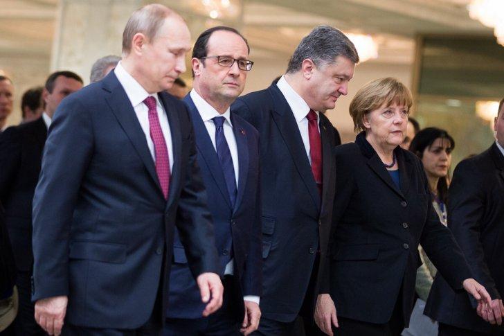 Завтра в Париже встретится не «Четвёрка», а Россия и «трое козлят»