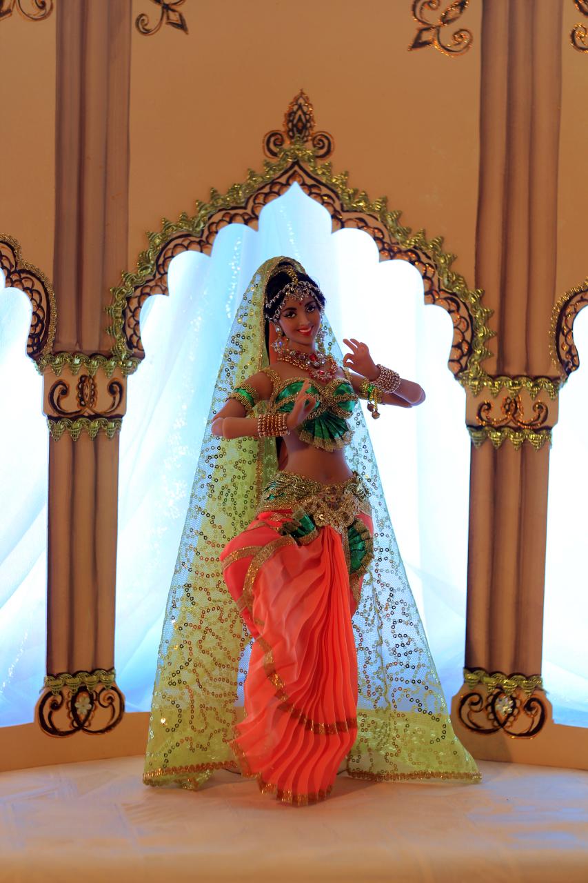 Посмотреть танец индианок 11 фотография