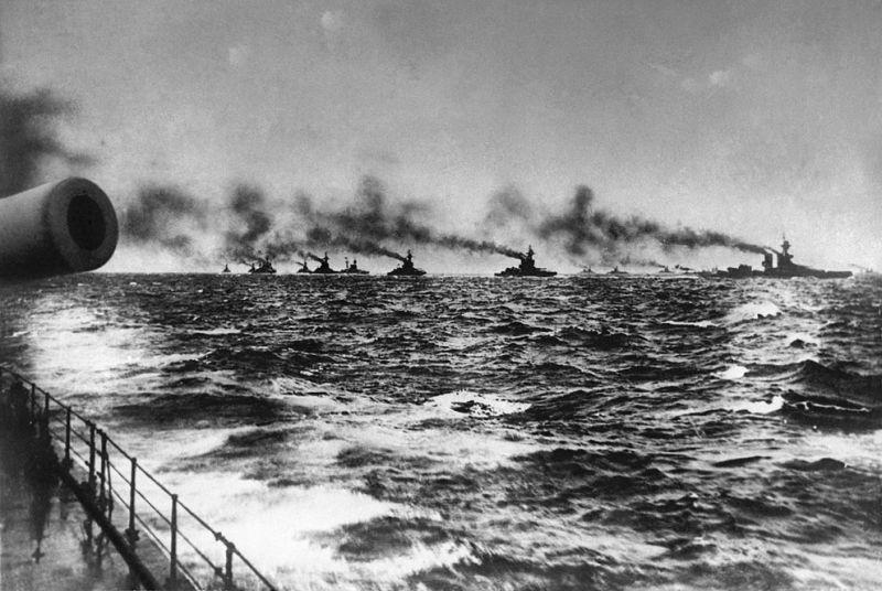 Война флотов! 1914 - 18гг