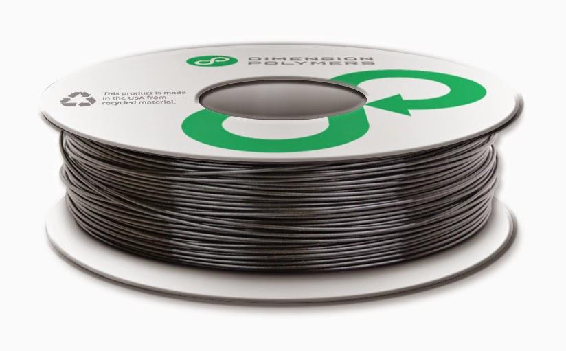 Переработанный пластик как материал для 3D принтера