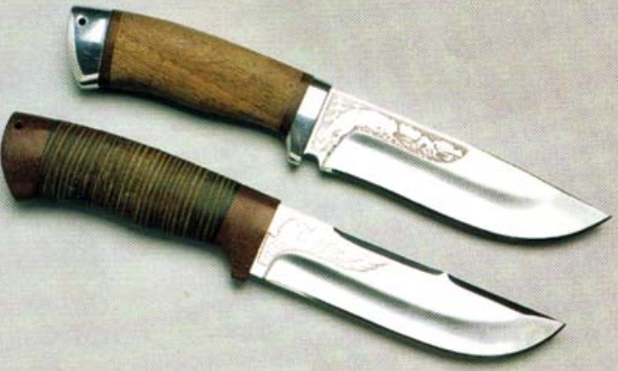 Охотничьи ножи фото своими руками