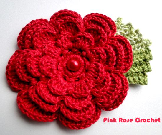Flor de Croche (550x460, 431Kb)