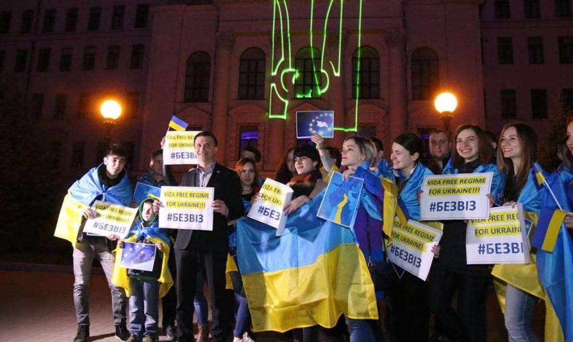 Украина поменяла пластинку: …