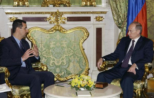 Почему Россия спасает Сирию, а не Украину