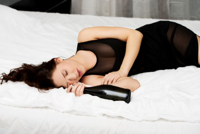 Горе от вина. Семь особенностей женского алкоголизма
