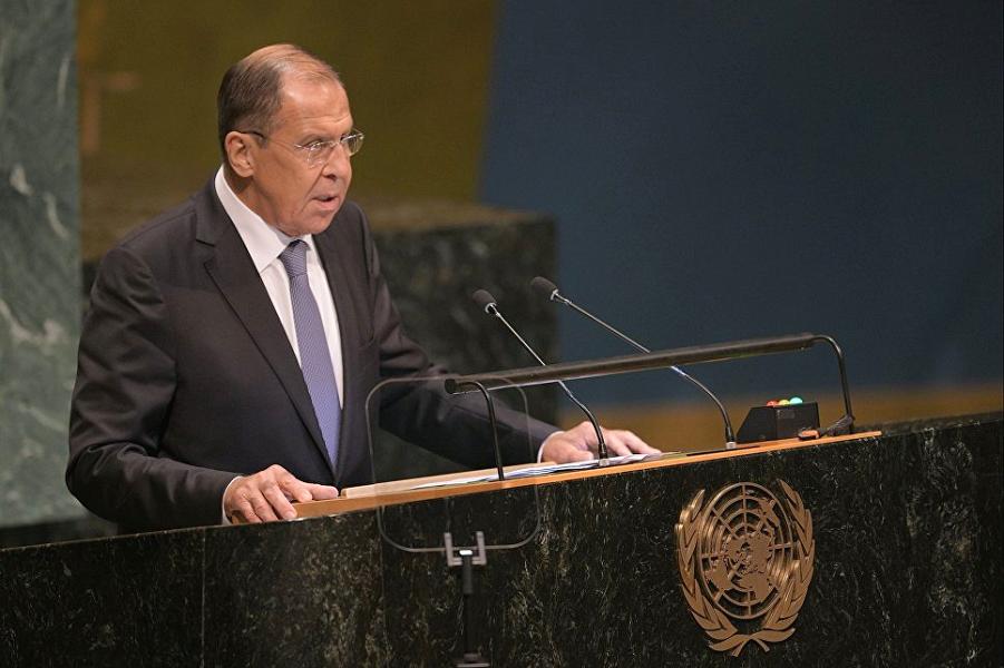 Лавров отказал Киеву. Опекуны «должны вразумить своих подопечных»