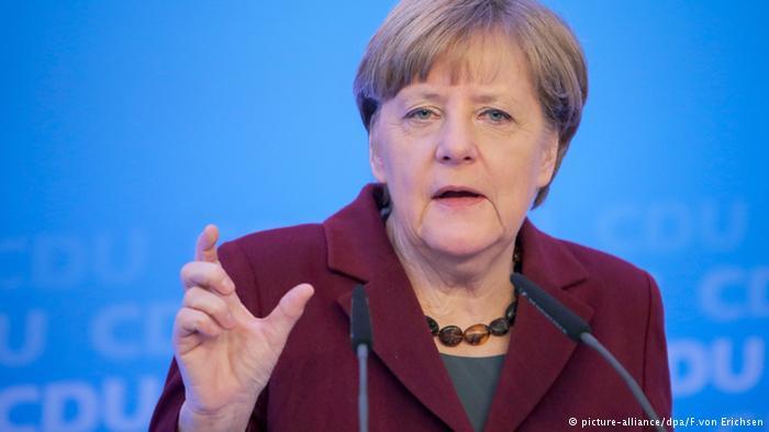 Меркель: После восстановления мира беженцы должны вернуться на родину