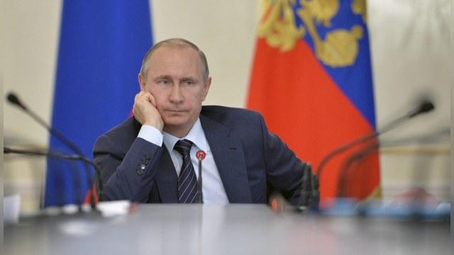 Times: Годы слежки не помогли ЦРУ отыскать богатства Путина